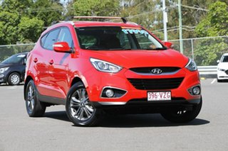 2015 Hyundai ix35 LM3 MY15 SE Red 6 Speed Manual Wagon.