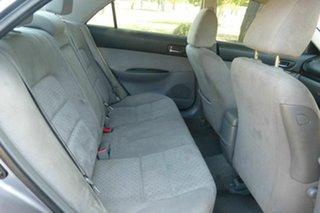 2004 Mazda 6 GG1031 MY04 Classic Grey 5 Speed Manual Sedan