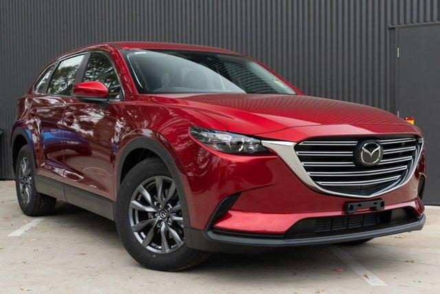New Mazda CX-9 TC Touring SKYACTIV-Drive, 2020 Mazda CX-9 TC Touring SKYACTIV-Drive Soul Red Crystal 6 Speed Sports Automatic Wagon