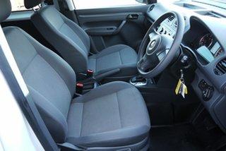 2014 Volkswagen Caddy 2KN MY15 TDI250 BlueMOTION Crewvan Maxi DSG White 7 Speed.