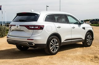 2019 Renault Koleos HZG MY20 Zen X-tronic White 1 Speed Constant Variable Wagon