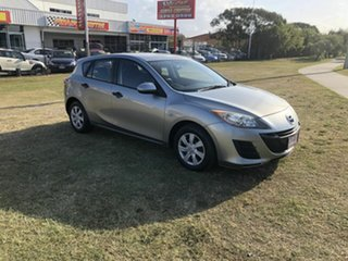 2010 Mazda 3 BL10F1 MY10 Neo Activematic Grey 5 Speed Sports Automatic Hatchback.