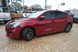 2019 Ford Focus SA 2019.75MY ST-Line Ruby Red 8 Speed Automatic Hatchback