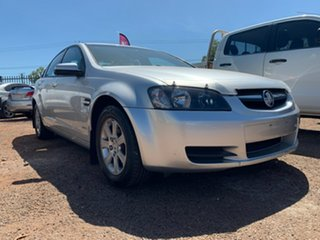 2009 Holden Commodore VE MY10 Omega Silver 6 Speed Sports Automatic Sedan.