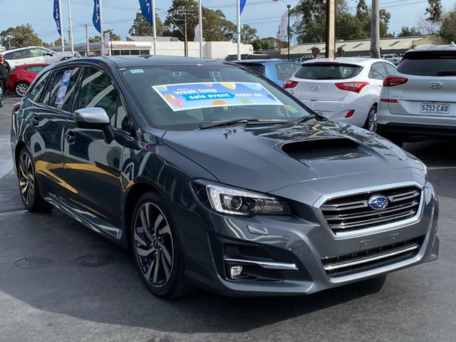 New Subaru Levorg V1 MY20 2.0 GT-S CVT AWD, 2020 Subaru Levorg V1 MY20 2.0 GT-S CVT AWD Magnetite Grey 8 Speed Constant Variable Wagon