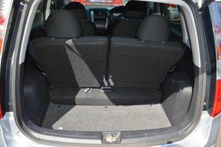 2008 Mitsubishi Colt RG MY08 ES Silver Continuous Variable Hatchback