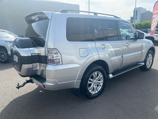 2018 Mitsubishi Pajero NX MY19 GLS Silver 5 Speed Sports Automatic Wagon