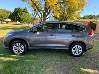 2013 Honda CR-V RM VTi 4WD Urban Titanium 5 Speed Automatic Wagon