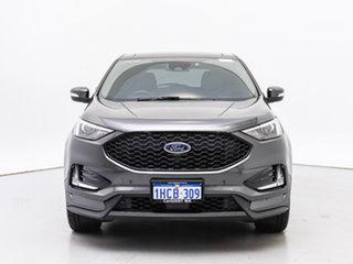 2019 Ford Endura CA MY19 ST-Line (AWD) Grey 8 Speed Automatic Wagon.