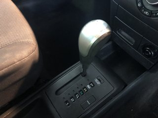 2010 Holden Barina TK MY10 Grey 4 Speed Automatic Hatchback