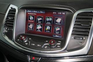 2016 Holden Ute VF II MY16 SS V Ute Redline Silver 6 Speed Manual Utility