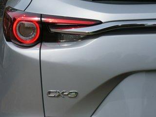 2017 Mazda CX-9 TC Touring SKYACTIV-Drive Silver 6 Speed Sports Automatic Wagon