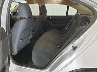 2008 Ford Falcon BF Mk II XT Silver 4 Speed Sports Automatic Sedan