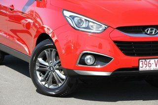 2015 Hyundai ix35 LM3 MY15 SE Red 6 Speed Manual Wagon