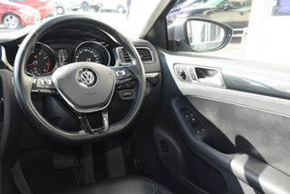 2015 Volkswagen Jetta 1B MY16 118TSI DSG Highline Silver 7 Speed Sports Automatic Dual Clutch Sedan