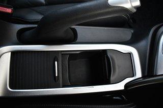 2013 Honda Civic 9th Gen MY13 VTi-L Black 5 Speed Sports Automatic Hatchback