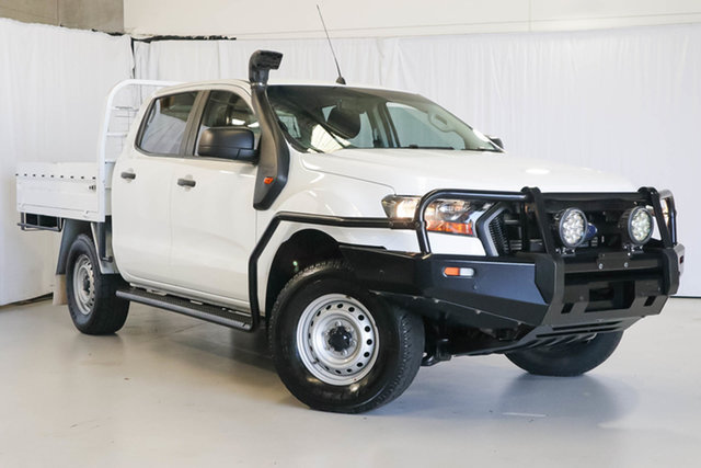 Used Ford Ranger PX MkII XL, PX MkII XL UTE DOUB 4dr SA 6sp 1042kg 3.2DT