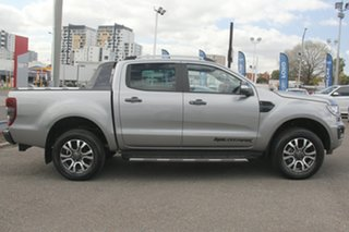2019 Ford Ranger PX MkIII 2020.25MY Wildtrak Silver 10 Speed Sports Automatic Double Cab Pick Up
