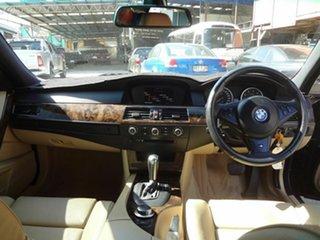 2005 BMW 525i E60 MY06 Upgrade Sport Blue 6 Speed Auto Steptronic Sedan