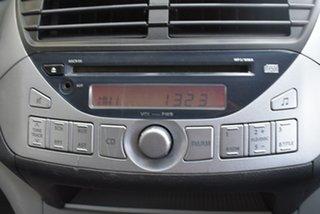 2009 Suzuki Alto GF GL Silver 5 Speed Manual Hatchback