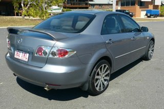 2004 Mazda 6 GG1031 MY04 Classic Grey 5 Speed Manual Sedan.