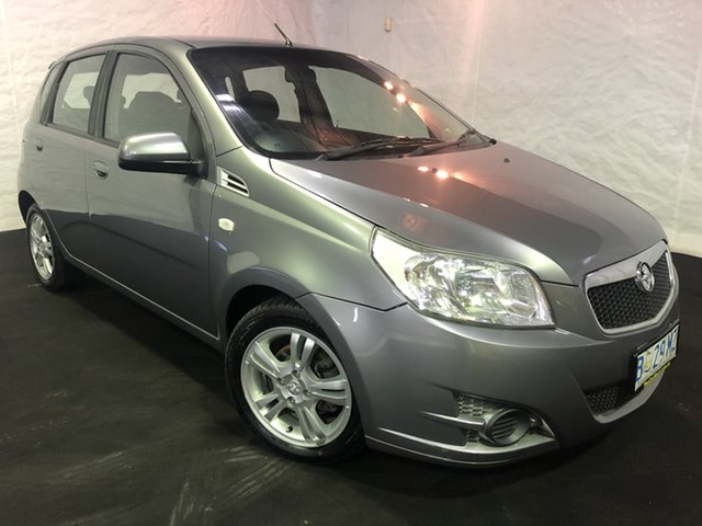 Used Holden Barina TK MY10 , 2010 Holden Barina TK MY10 Grey 4 Speed Automatic Hatchback