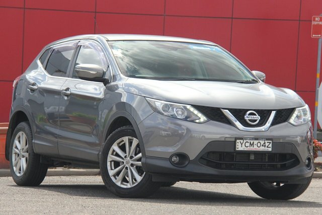 Used Nissan Qashqai J11 TS, 2014 Nissan Qashqai J11 TS Grey 1 Speed Constant Variable Wagon