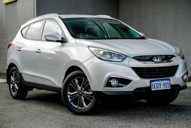 Used Hyundai ix35 LM3 MY14 SE, 2013 Hyundai ix35 LM3 MY14 SE Silver 6 Speed Sports Automatic Wagon