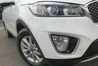 2015 Kia Sorento UM MY15 Si AWD White 6 Speed Sports Automatic Wagon.