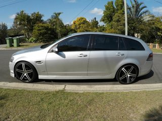 2011 Holden Commodore VE II SV6 Silver 6 Speed Auto Active Select Wagon