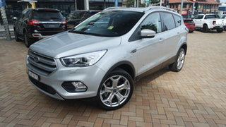 2019 Ford Escape ZG 2019.75MY Titanium Moondust Silver 6 Speed Sports Automatic SUV.