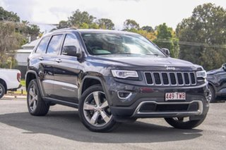 2013 Jeep Grand Cherokee WK MY2014 Limited Grey 8 Speed Sports Automatic Wagon.