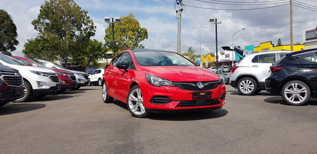 New Holden Astra BK MY20 RS-V, 2019 Holden Astra BK MY20 RS-V Absolute Red 6 Speed Sports Automatic Hatchback