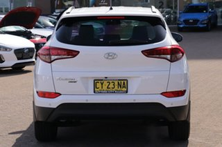 2017 Hyundai Tucson TL MY18 Active X (FWD) White 6 Speed Automatic Wagon