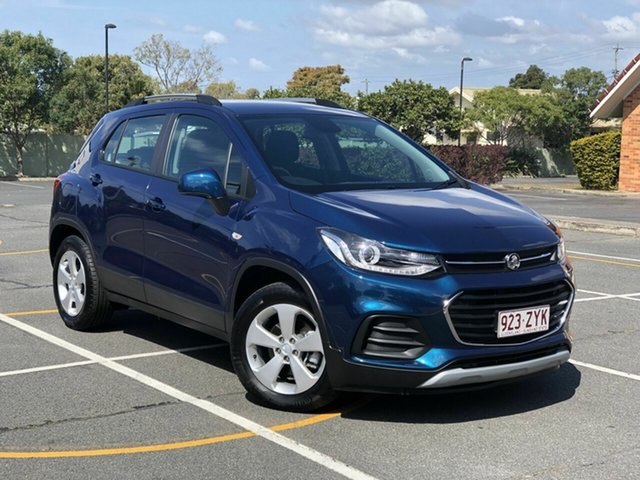 Used Holden Trax TJ MY20 LS, 2019 Holden Trax TJ MY20 LS Blue 6 Speed Automatic Wagon