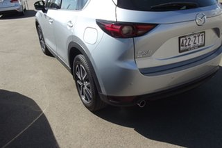 2019 Mazda CX-5 KF4WLA GT SKYACTIV-Drive i-ACTIV AWD Silver 6 Speed Sports Automatic Wagon