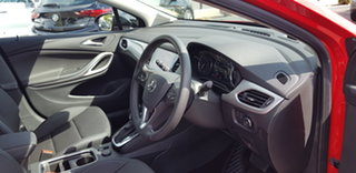 2019 Holden Astra BK MY20 RS-V Absolute Red 6 Speed Sports Automatic Hatchback