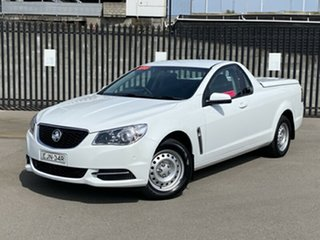 2015 Holden Ute VF MY15 Ute White 6 Speed Sports Automatic Utility.