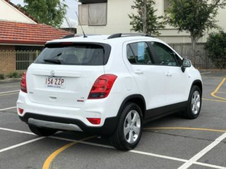 2019 Holden Trax TJ MY20 LS White 6 Speed Automatic Wagon.