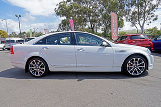 2016 Holden Caprice WN II MY16 V White 6 Speed Sports Automatic Sedan