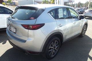 2019 Mazda CX-5 KF4WLA GT SKYACTIV-Drive i-ACTIV AWD Silver 6 Speed Sports Automatic Wagon.