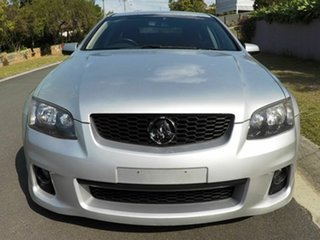 2011 Holden Commodore VE II SV6 Silver 6 Speed Auto Active Select Wagon.