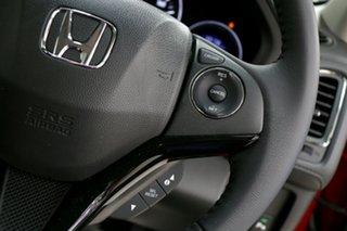 2020 Honda HR-V MY21 VTi-S Passion Red 1 Speed Constant Variable Hatchback