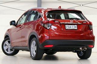 2020 Honda HR-V MY21 VTi-S Passion Red 1 Speed Constant Variable Hatchback.