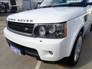 2011 Land Rover Range Rover Sport L320 11MY TDV6 Luxury Fuji White 6 Speed Sports Automatic Wagon.