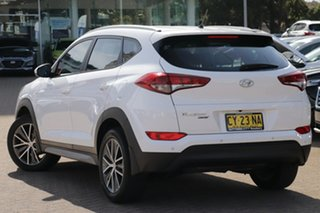 2017 Hyundai Tucson TL MY18 Active X (FWD) White 6 Speed Automatic Wagon.