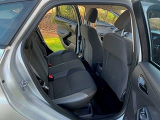 2012 Ford Focus LW Ambiente Silver 5 Speed Manual Hatchback