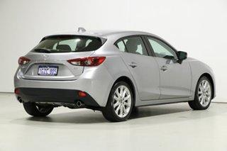 2014 Mazda 3 BM SP25 GT Grey 6 Speed Automatic Hatchback