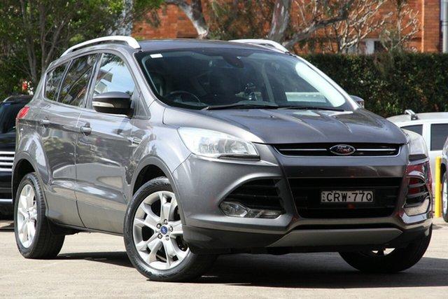 Used Ford Kuga TF MK 2 Trend (AWD), 2014 Ford Kuga TF MK 2 Trend (AWD) 6 Speed Automatic Wagon