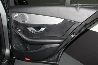 2016 Mercedes-Benz C-Class W205 806+056MY C250 7G-Tronic + Grey 7 Speed Sports Automatic Sedan